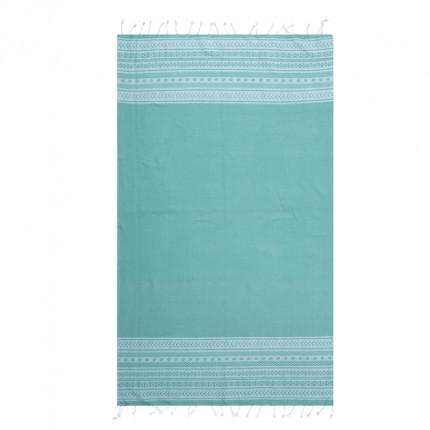 Πετσέτα Θαλάσσης 90x170 Nef Nef Pestemal Trivial Aqua