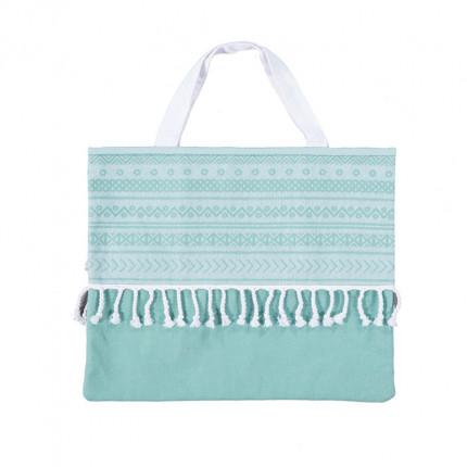 Τσάντα Θαλάσσης 45x55 Nef Nef Trivial Aqua