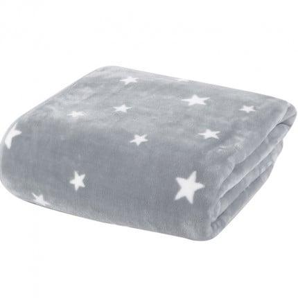 Κουβέρτα Βελουτέ Κούνιας 100x140 Nef Nef Stellar