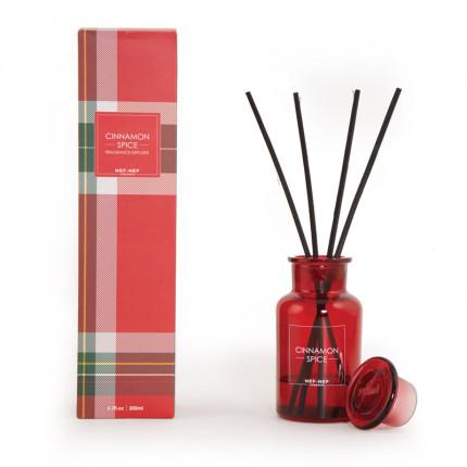 Χριστουγεννιάτικο Αρωματικό Χώρου Στικς Nef Nef Cinnamon Spice