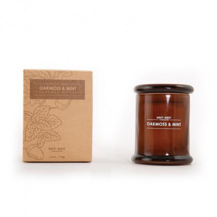 Αρωματικο Κερι Oak Moss & Mint Nef Nef