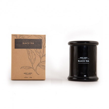 Αρωματικο Κερι Black Tea Nef Nef