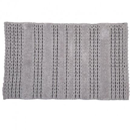 Πατάκι Μπάνιου 60x90 Nef Nef Life 725-Grey