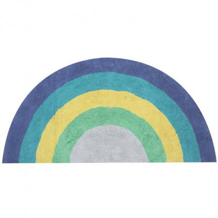 Παιδικό Χαλί 70x140 Nef Nef Rainbow Blue
