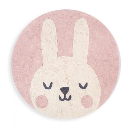 Παιδικό Χαλί Φ120 Nef Nef Bunny