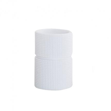 Ποτήρι Μπάνιου Nef Nef Manis White