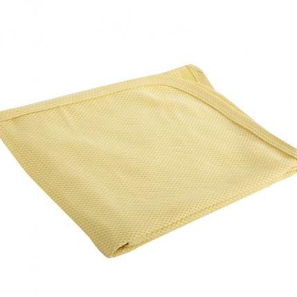 Κουβερτόριο Αγκαλιάς 80x80 Nef Nef Soft Yellow