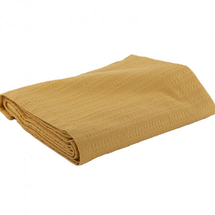 Κουβέρτα Πικέ Μονή 160x240 Nef Nef Cool 1156-Yellow