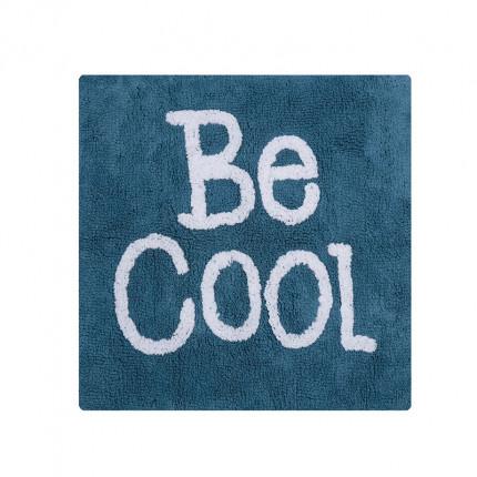 Πατάκι Μπάνιου 80x80 Nef Nef Be Cool Blue