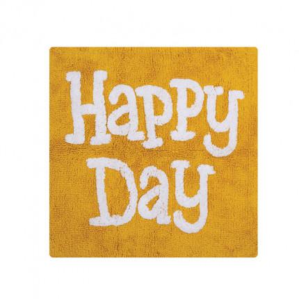 Πατάκι Μπάνιου 80x80 Nef Nef Happy Day Yellow