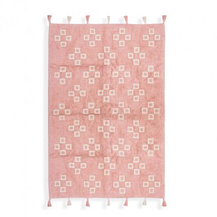 Χαλί Σαλονιού 140x200 Nef Nef Gener Pink All Season