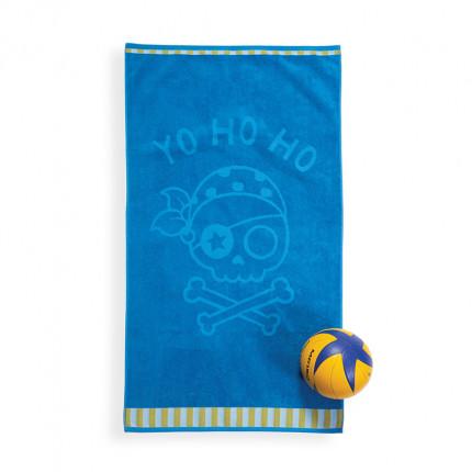 Πετσέτα Θαλάσσης 70X120 Nef Nef Yo Ho Ho Blue