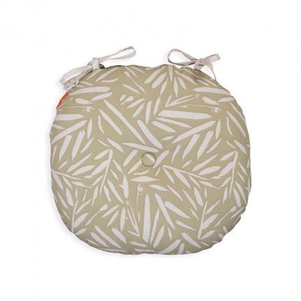 Μαξιλάρι Καρέκλας 40x40 Nef Nef Natura Cream