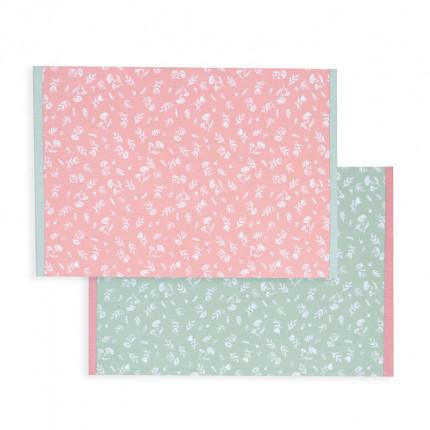 Σουπλα 33x48 Nef Nef Inspire Pink/Green