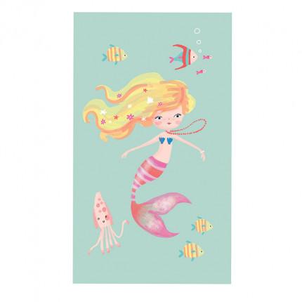 Πετσέτα Θαλάσσης 70X120 Nef Nef Mermaids Day Aqua