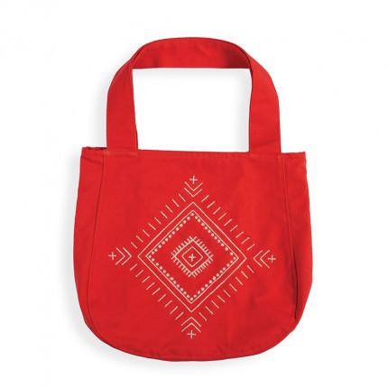 Τσάντα Θαλάσσης 45X45 Nef Nef Interior Red