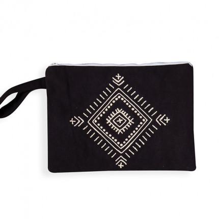 Τσάντα Θαλάσσης 35X25 Nef Nef Interior Black