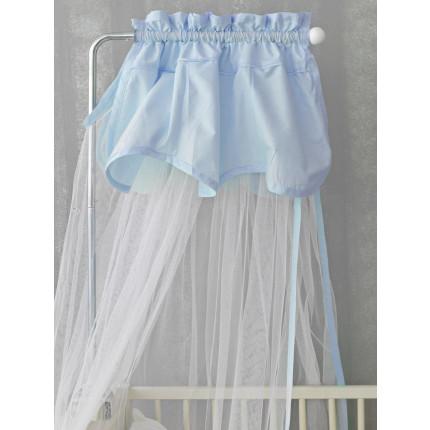 Κουνουπιέρα Κούνιας Baby Joia Palamaiki BLUE