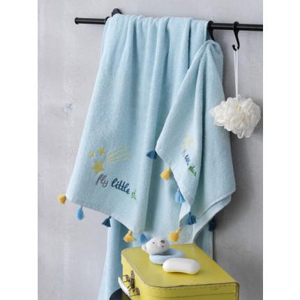 Παιδικές Πετσέτες (Σετ 2 Τμχ) Palamaiki Stars