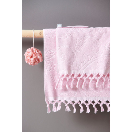 Πετσέτα Προσώπου 50X90 Palamaiki Towels Collection Scarf Powder