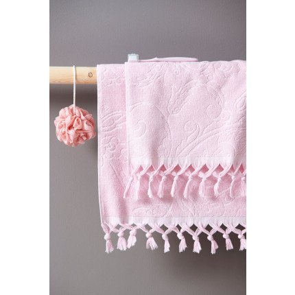 Πετσέτα Μπάνιου 70X140 Palamaiki Towels Collection Scarf Powder