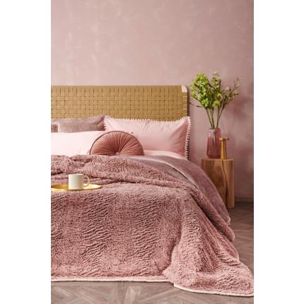 Κουβέρτα Fleece Υπέρδιπλή 220X240 Palamaiki Bonbon Blanket Bonbon