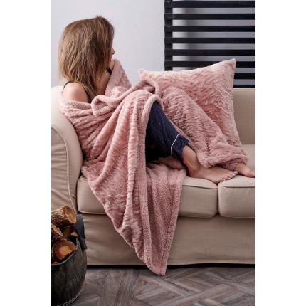 Διακοσμητική Μαξιλαροθήκη 50X50 Palamaiki Bonbon Blanket Bonbon