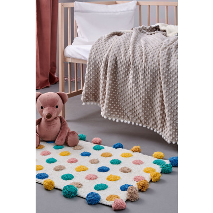 Παιδικό Χαλί 50X80 Palamaiki Kids Decor Berry (All Season)