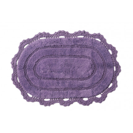 Πατάκι Μπάνιου 50X80 Palamaiki Bathmat Collection Cara Lilac