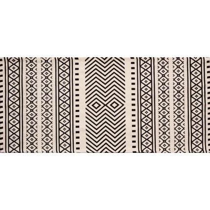 Πατάκι Μπάνιου 60X130 Palamaiki Bathmat Collection Aztek Black