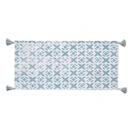 Πατάκι Μπάνιου 60X130 Palamaiki Bathmat Collection Tile Ciel