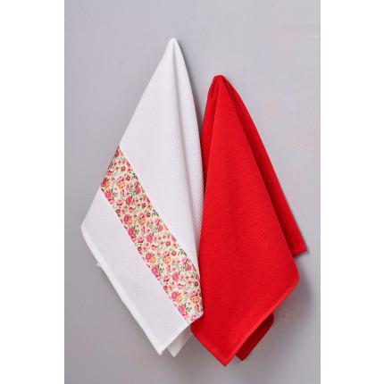 Πετσέτες Κουζίνας 50X70 (Σετ 2 Τμχ) Palamaiki Kitchen Towels Magento