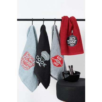 Πετσέτες Κουζίνας 40X60 (Σετ 2 Τμχ) Palamaiki Kitchen Towels Kt110