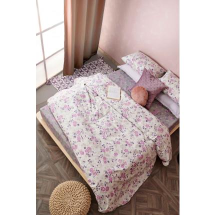 Φανελένια Σεντόνια Υπέρδιπλα (Σετ) 240X265 Palamaiki Flannel Beauty Fb0209