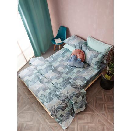 Φανελένια Σεντόνια Υπέρδιπλα (Σετ) 240X265 Palamaiki Flannel Beauty Fb0210