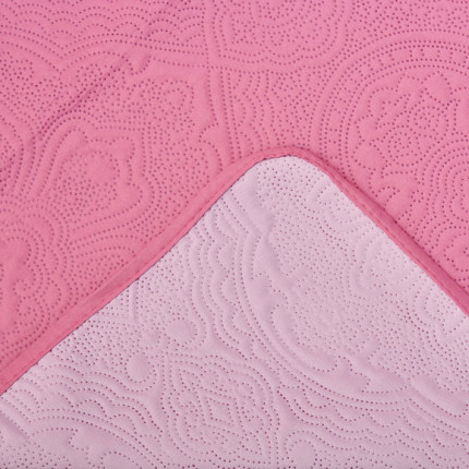 Κουβερλί Μονό 160X240 Palamaiki Cover Colletion Linden Pink-Lilac