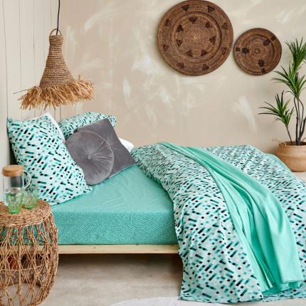 Ζεύγος Μαξιλαροθήκες 50X70 Palamaiki Fashion Life Fl6090
