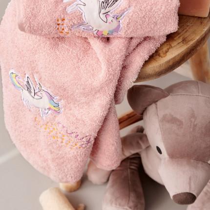 Παιδικές Πετσέτες (Σετ 2 Τμχ) Palamaiki Kids Bathroom Pegasus