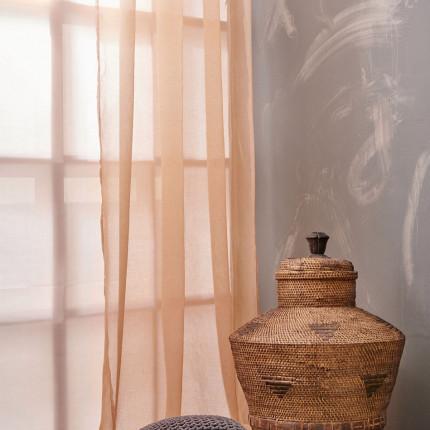 Κουρτίνα Με Τρουκς 140X260 Palamaiki Curtain Collection Era Beige