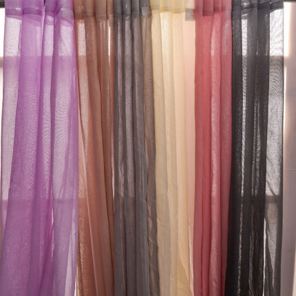 Κουρτίνα Με Τρουκς 140X260 Palamaiki Curtain Collection Era Grey