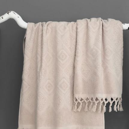 Πετσέτα Προσώπου 50x90 Palamaiki Bath Towel Collection Boris Sugar