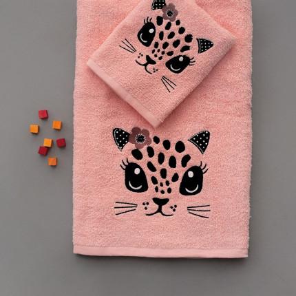 Παιδικές Πετσέτες (Σετ 2 Τμχ) Palamaiki Kids Bath Foxy