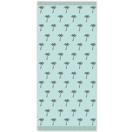 Πετσέτα Θαλάσσης 85X160 Palamaiki Beach Collection Fineas Mint