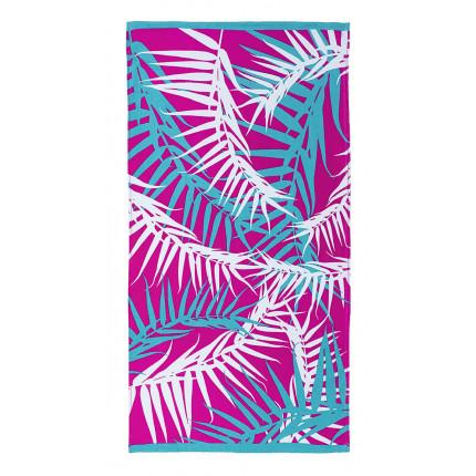 Πετσέτα Θαλάσσης 70x140 Nima - Allente Fuchsia