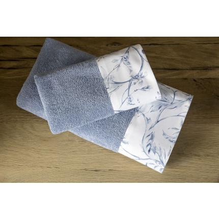Πετσέτα Μπάνιου 70x140 Nima - Oriana Blue