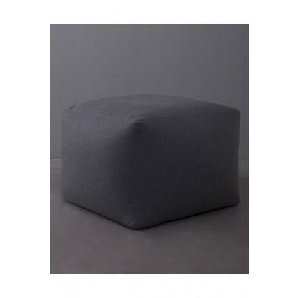 Πουφ 50x50x35 Nima - Ease Gray