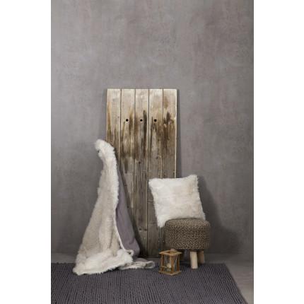 Κουβέρτα 100x150 Nima - Velvet Ivory