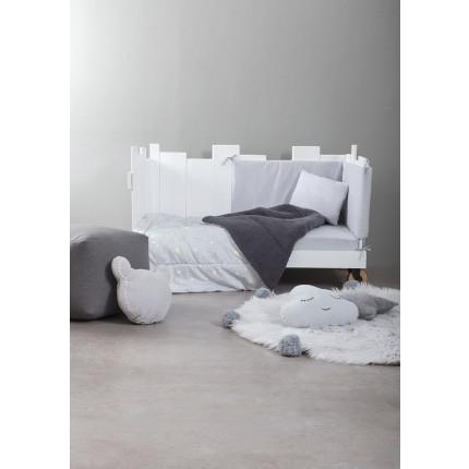Κουβερτοπάπλωμα Κούνιας 110x140 Nima - Goodnight Mommy
