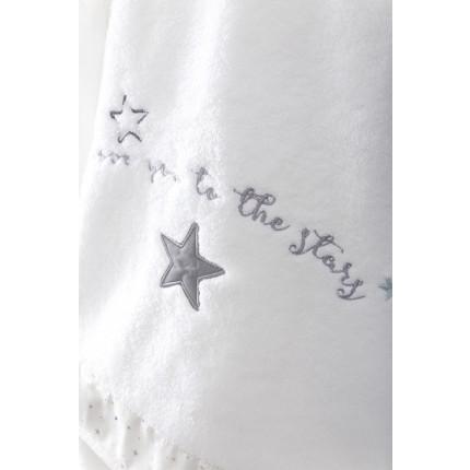 Κουβέρτα Κούνιας Fleece 110x140 Nima - Baby Star