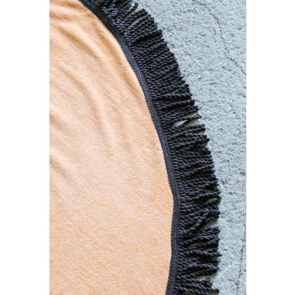 Πετσέτα Θαλάσσης Στρογγυλή R150 - Nima Vibe Salmon